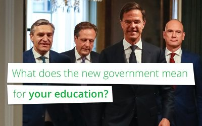 What does the new government mean for your education?