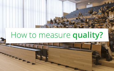 How to measure quality?