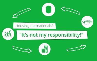 "Housing internationals? ""It's not my responsibility!"""