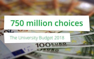 750 miljoen keuzes