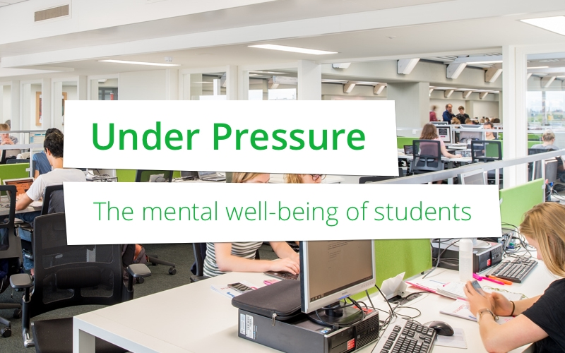 Under Pressure: The Mental Well-being of Students