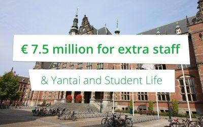 Onderwijs, Yantai en het Studentenleven