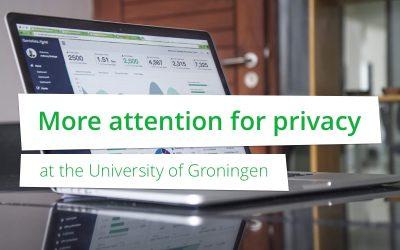 Meer aandacht voor privacy op de RUG