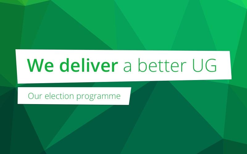 Kies partij voor de inhoud: ons verkiezingsprogramma 2018-2019