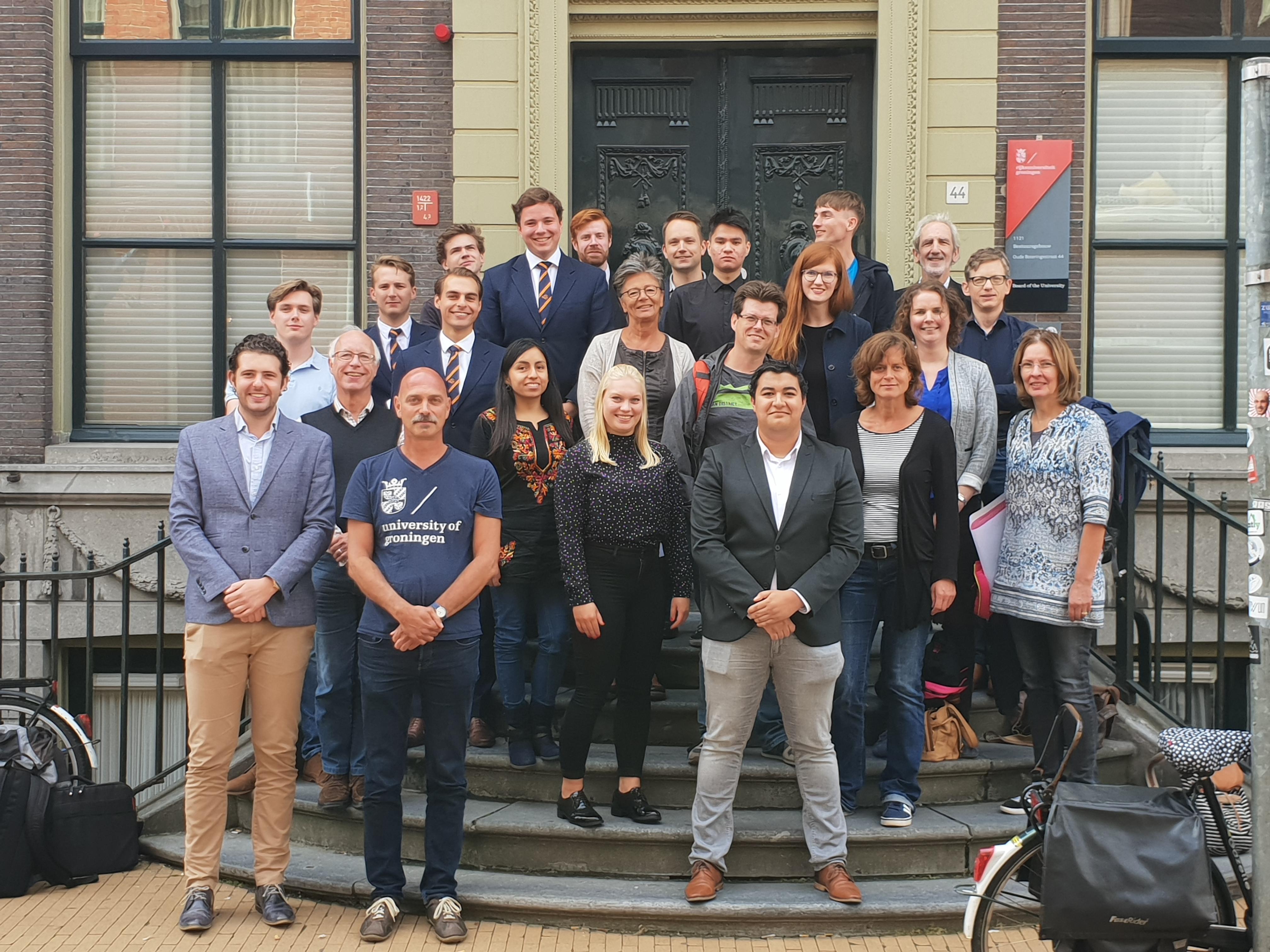 Universiteitsraad RUG 2018-2019