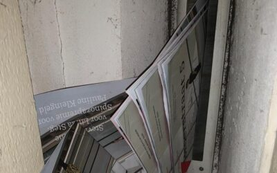 Lijst Calimero wants university to stop printing the magazine Broerstraat 5